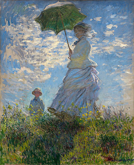 Woman-with-a-Parasol
